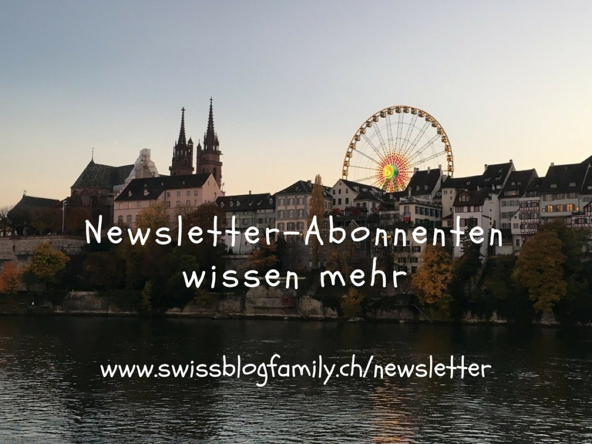 Swiss Blog Family Newsletter