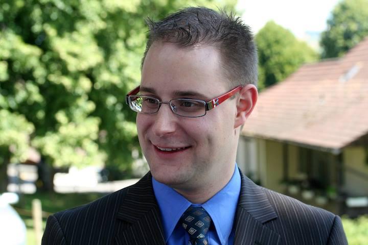 Martin @pokipsie Rechsteiner - Swiss Blog Family