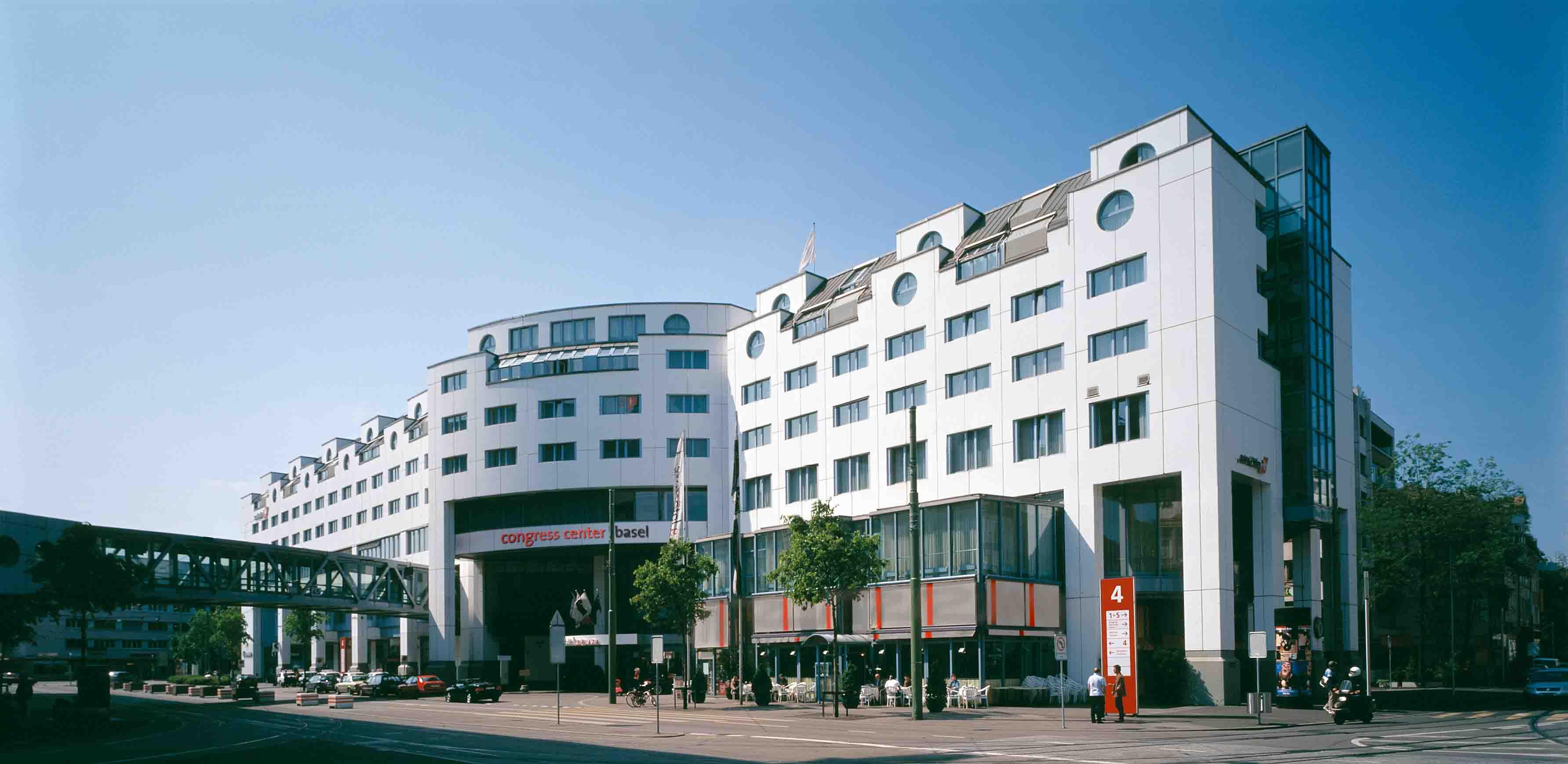 Swissôtel Le Plaza in Basel - Hotelsponsor