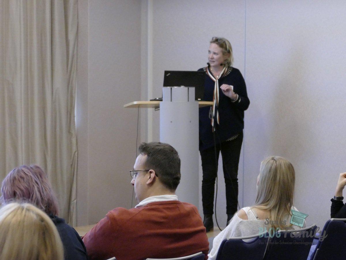 Elisabeth Giovanoli - SEO - Kein Influencer ohne Suchmaschine