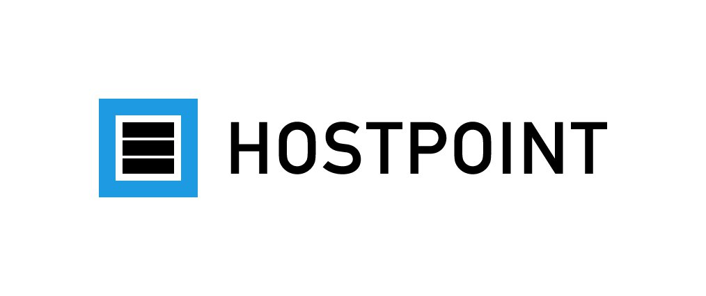 Hostpoint - Goodie Bag Sponsor Swiss Blog Family 2017