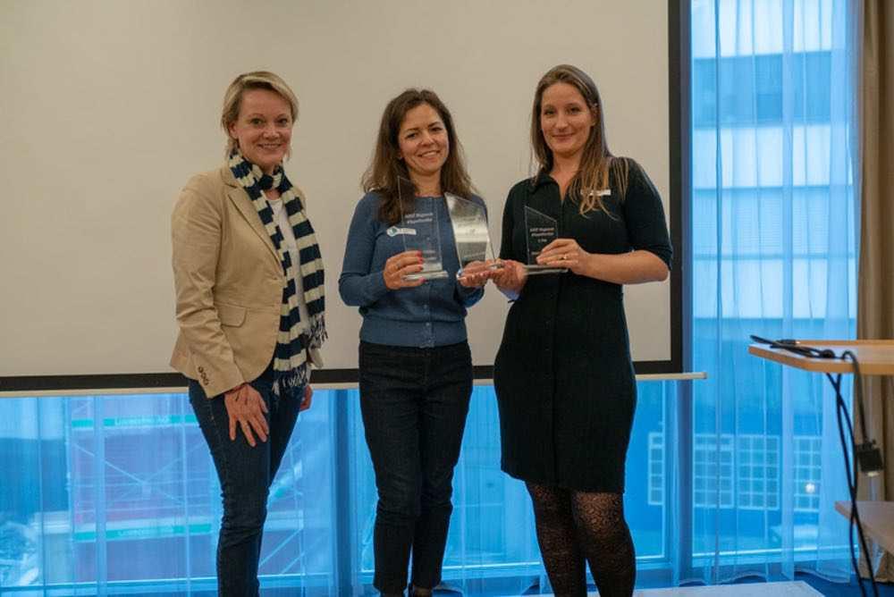 Zwei unserer Bloggerparade Award Gewinnerinnen