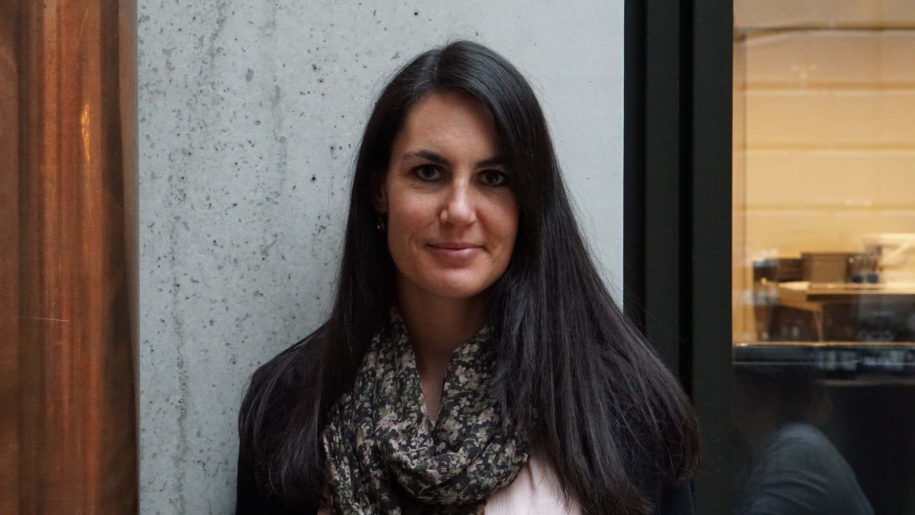 Claudia Hamer